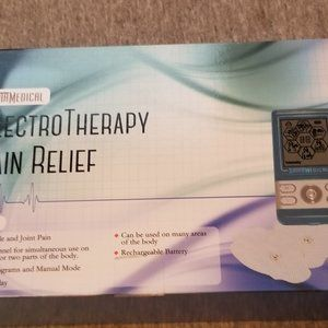 Santamedical Electrotherapy Tens Pain Relief